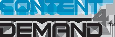 Content4Demand Logo