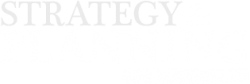 Strategy & Planning Series