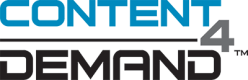 Content4Demand Logo